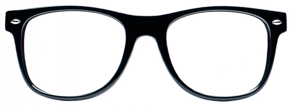 Old eyeglasses can be donated and reused.
