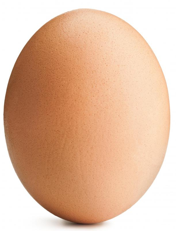 A hen will typically lay only one egg per day.
