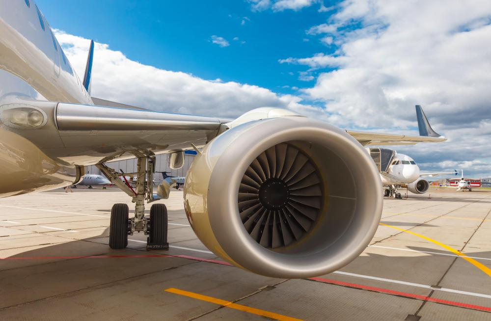 Alloy is used in jet engines because it can withstand extreme temperatures.