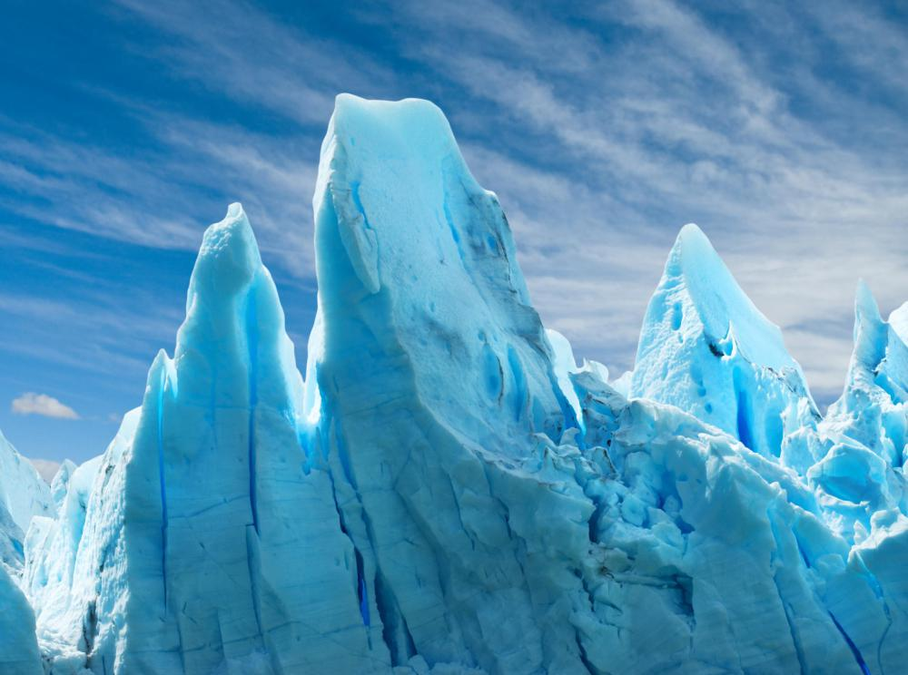 The activity and movement of glaciers is part of glaciation.