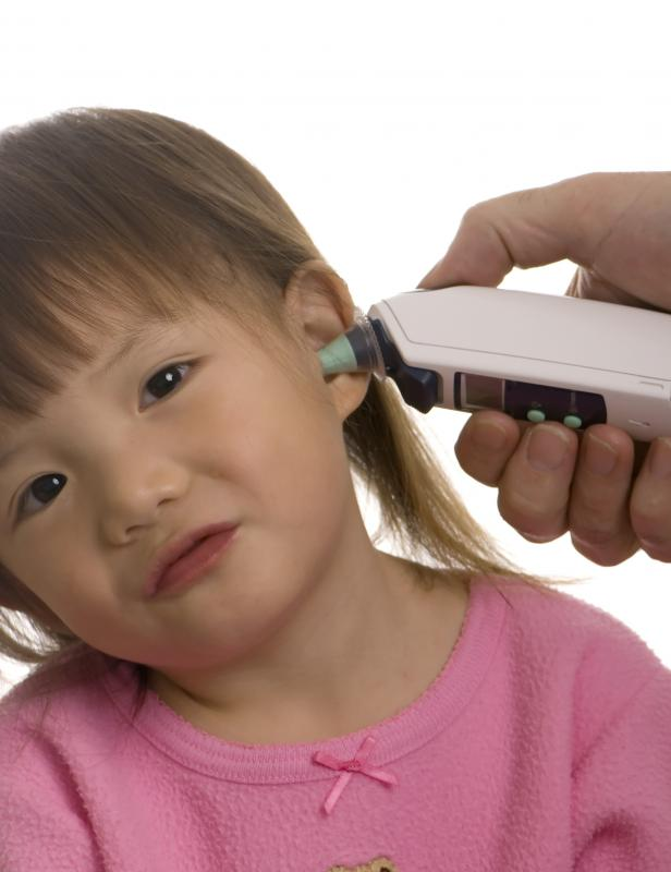 Ear thermometers are often not recommended as a way to determine fever.