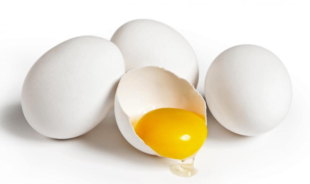 Chickens can lay eggs nearly daily.