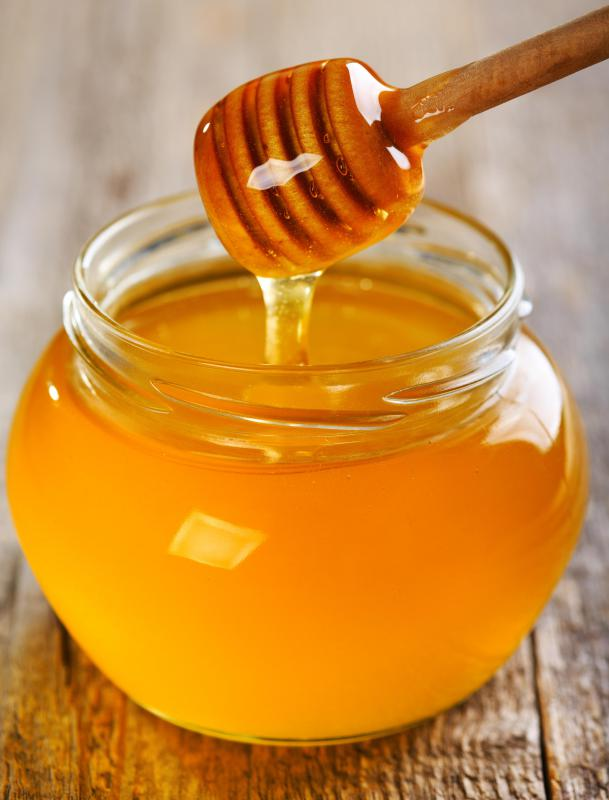 The honey collected from bees is one of the primary ways beekeepers make a living.
