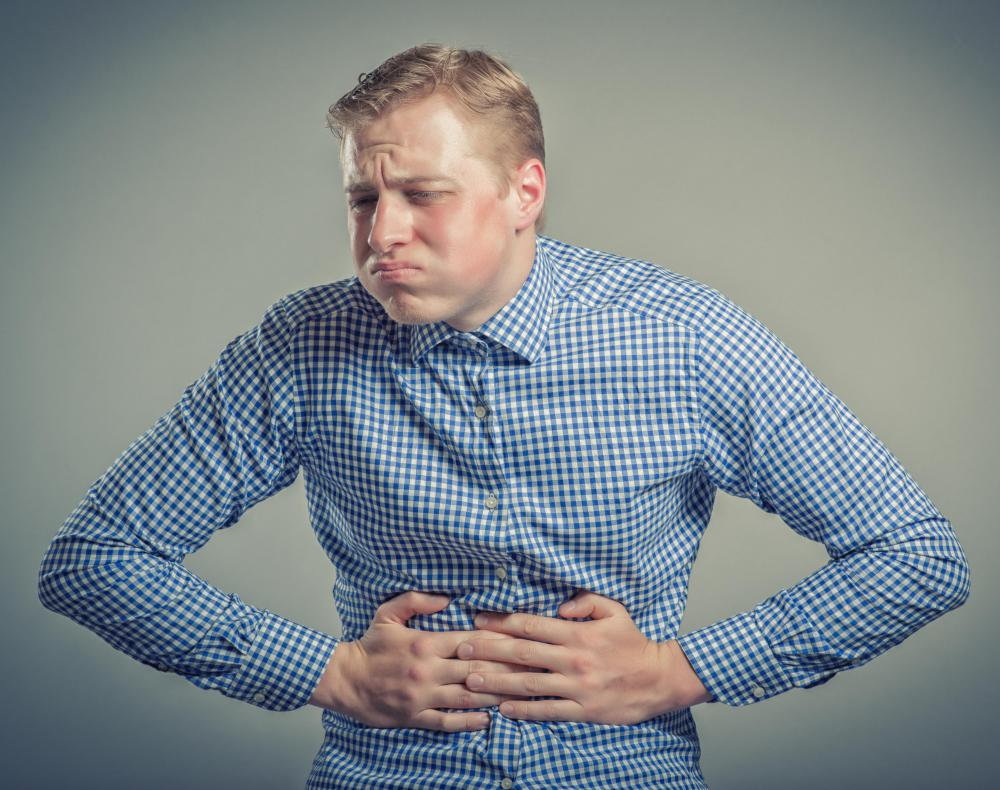 Some types of gram-negative bacteria can be sources of gastrointestinal distress.