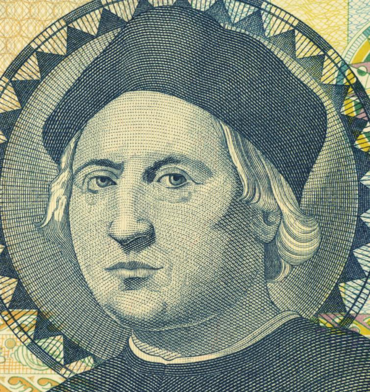 Christopher Columbus may have been the first explorer to have interacted with the Sargasso Sea.