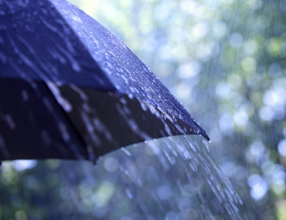 Natural and man-made pollutants contribute to acid rain.