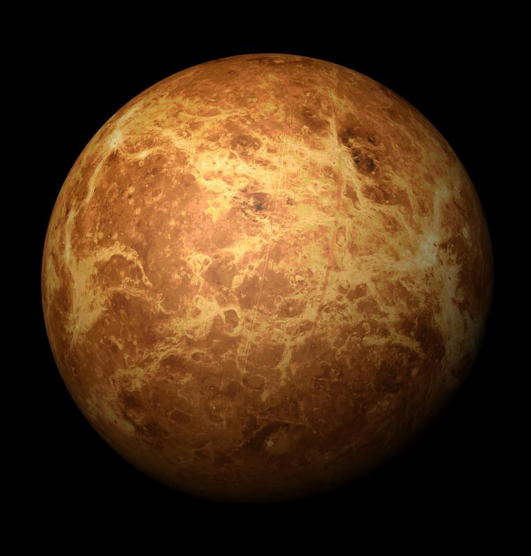 Venus provides a good example of what happens when the greenhouse effect becomes too thick.